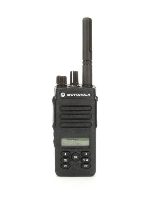 Rig Motorola Xir M3688 Vhf 45 Watt ht mototrbo xir p6620i uhf 350 390 mhz