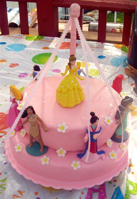 Princess Cake Decorations by Disney Princess Cake Cake Decorating Community Cakes