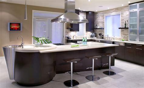 mod鑞es de cuisines modernes decoration les cuisines modernes cuisine moderne