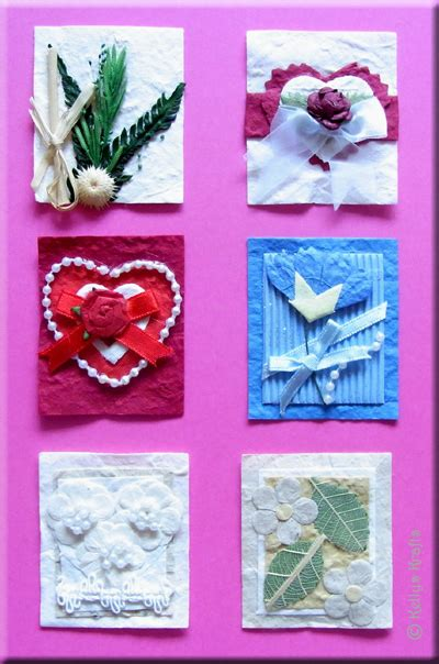 Handmade Card Toppers - mixed card topper packs card scrapbooking