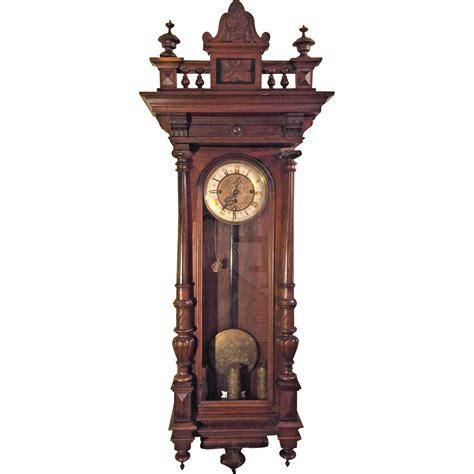 gustav becker antique gustav becker vienna regulator wall clock 3