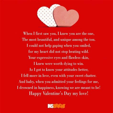 happy valentines poems 9 best valentines day poems with pictures images on