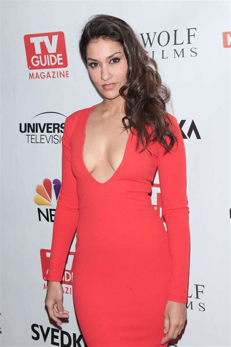 Decke Wolf by Janina Gavankar Celebrates Wolf Series In New York
