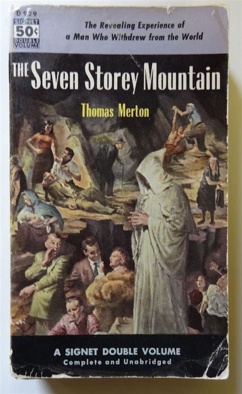 Thomas Merton The Seven Storey Mountain 1948 Dante