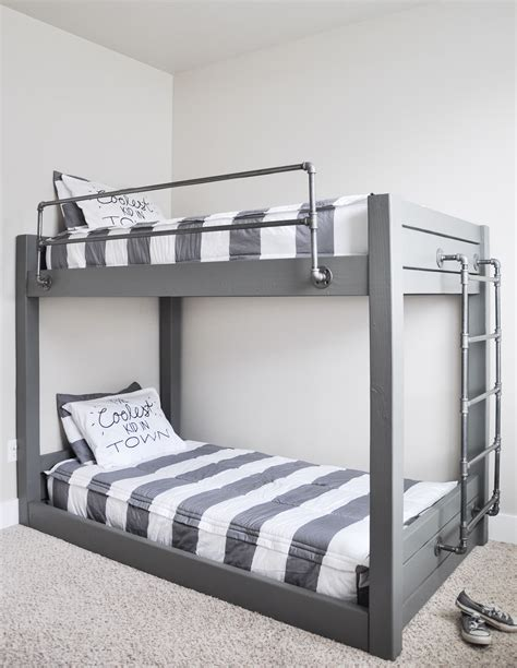 diy bunk bed 35 free diy bunk bed plans to save your bedroom space