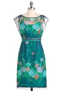 Garden Dress Water Garden Dress