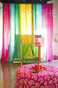 indian wedding decor for home beautiful decor with dupattas sangeet and mehendi