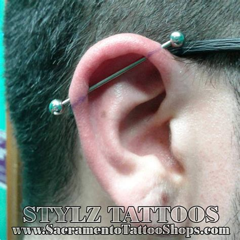 tattoo parlor ear piercing price price for industrial piercing elk grove