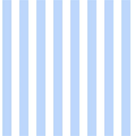N Bab Blue Stripe blue and white striped wallpaper