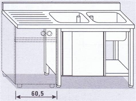 lavastoviglie sotto lavello lavello due vasche su armadio per lavastoviglie