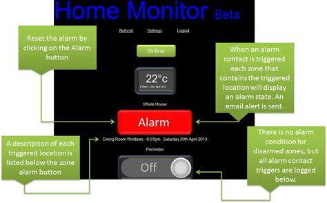 privateeyepi a diy home alarm system raspberry pi