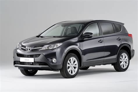 toyota new car new rav4 makes it debut