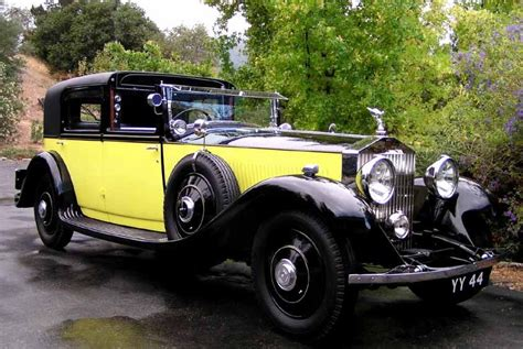 yellow rolls royce 1920 1920s rolls royce yellow pixshark com images