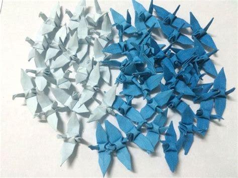 Origami Crane 1000 - 1000 ideas about origami paper crane on