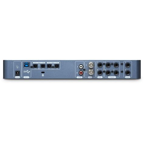 Audio Usb Mobil presonus studio 192 mobile usb audio interface at