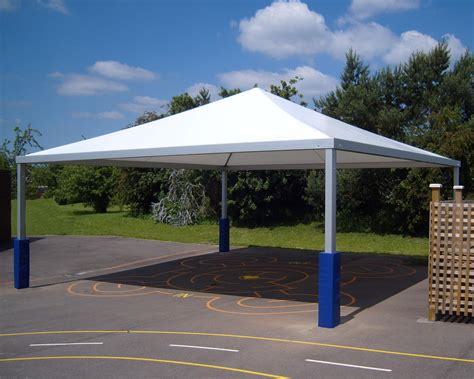 Free Standing Canopy Qube Canopy Apex Roof Outside Structure Solutions Ltd
