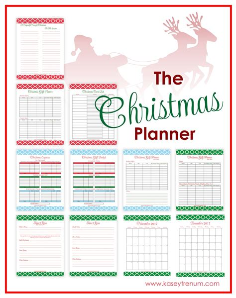 printable christmas planning lists printable christmas planner a purposeful peaceful