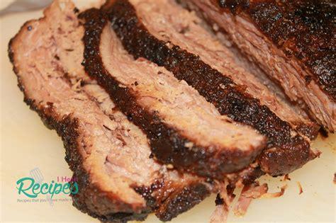 easy smoked brisket recipe how to smoke a beef brisket autos post