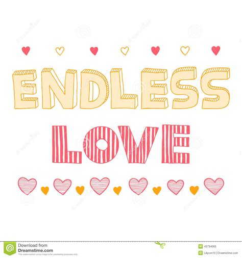 design is my passion quotes endless love quote inspirational poster stock vector