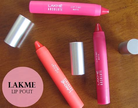 Bcl Tangerine Orange Lip Tint by Lakme Absolute Lip Pout Matte Lip Tint Tangerine Touch