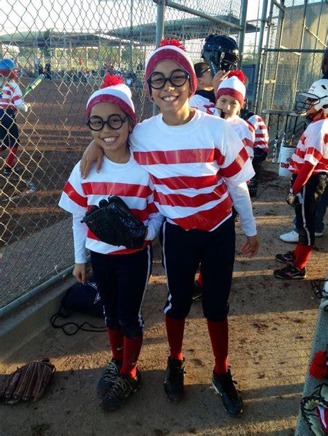baseballsoftball halloween costume ideas view