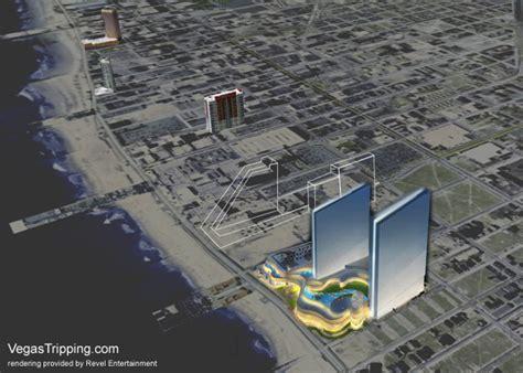 Trump Taj Mahal Floor Plan by Featurette Revel Atlantic City Renderings Vegastripping Com