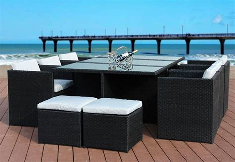 Outdoor Furniture Nz 11 Outdoor Dining Set Grabone Nz