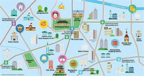 map of tourist attractions maps update 952727 seoul tourist attractions map seoul