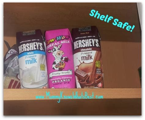 Shelf Safe Milk by Is Shelf Safe Milk Safe