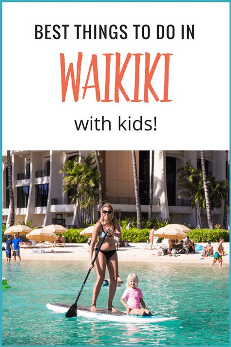 11 of the Best things to do in Waikiki with kids (  eat