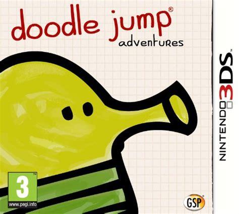 doodle jump jeux doodle jump adventures 3ds jeux occasion pas cher