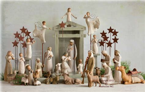 willow tree nativity set uk images