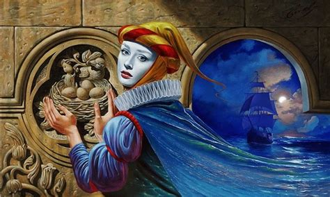 surrealists essential art michael cheval 1966 absurdist surrealist painter tutt art pittura scultura poesia