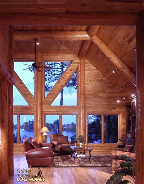 luxury log home interiors luxury log home hybrid log home golden eagle log and timber homes log home cabin