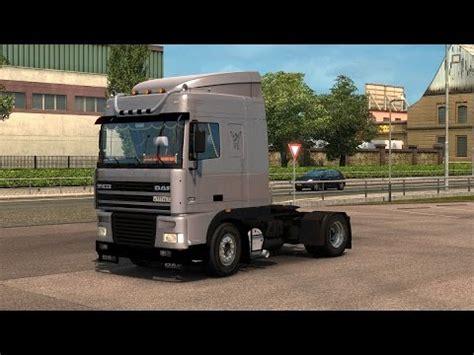 Topi Trucker Fail 5 ets2 v1 22 promods v2 0 across szczecin testdrive