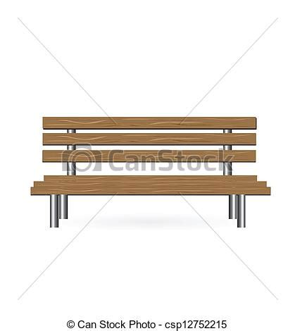bench drawing vector clip art of vector bench csp12752215 search