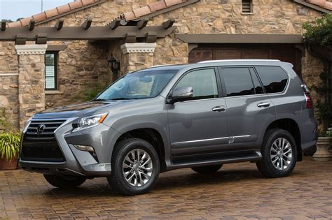 lexus suvs updated 2014 lexus gx suv details and pictures video