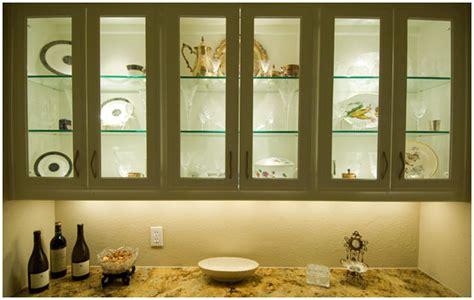 Inside Kitchen Cabinet Lighting by Design Ideas Enlightening Ideas