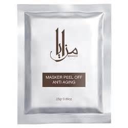 Masker Wajah Skin Care masker peel anti aging mazaya skin care