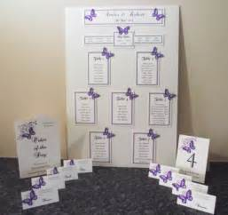 table numbers names double sided personalised 12 or 11 top