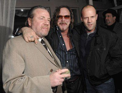 film jason statham mickey rourke mickey rourke jason statham and ray winstone at event of