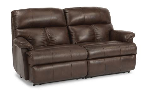flex steel recliners flexsteel triton 3098 61 casual reclining studio sofa