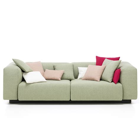 Soft Sectional Sofas Vitra Soft Modular Sofa 2 Seater