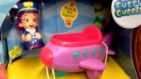 fisher price bubble guppies bubble boat bubble guppies quot oona bubblejet quot action figure and jet
