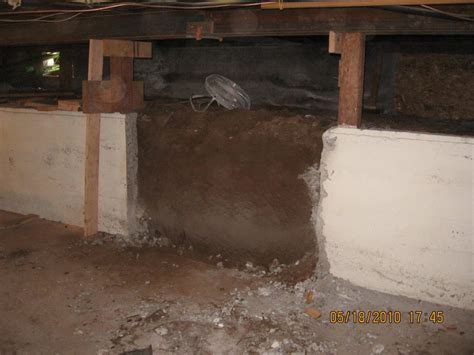 crawl space waterproofing in philly on the job with