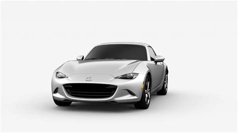 where does mazda come from which colors does the 2017 mazda mx 5 miata rf come in