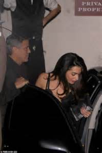 Back Door Dating by George Clooney And Amal Are The Picture Of Wedded