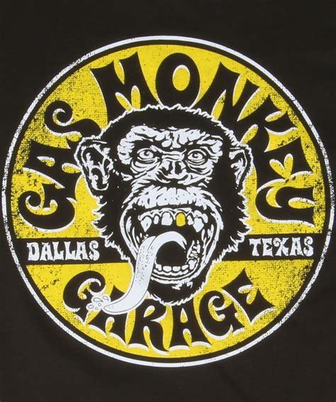gas monkey gas monkey garage t shirt