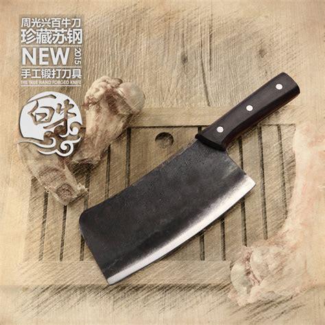 online get cheap handmade kitchen knives aliexpress com online get cheap big butcher knife aliexpress com