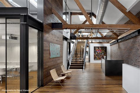 modern warehouse interior design tolleson offices huntsman architectural group archdaily
